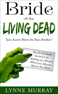 Bride of the Living Dead - ebook cover