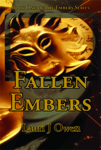 Fallen Embers by Lauri J Owen