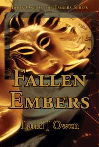 Fallen Embers: Book 1 of The Embers Series