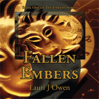 Fallen Embers audiobook narrated by Kim Ryan