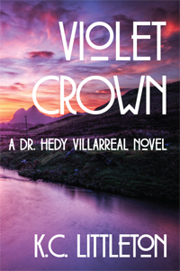 Violet Crown by K.C. Littleton