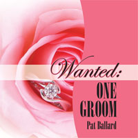 Wanted: One Groom audiobook narrated by Joy Nash