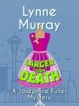 Larger Than Death ebook cover