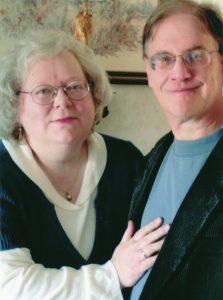 Rebecca Fox & William Sherman