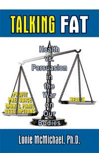 Talking Fat by Lonie McMichael, Ph.D.